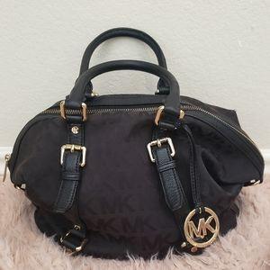Michael Kors Black Everyday Wear Handbag